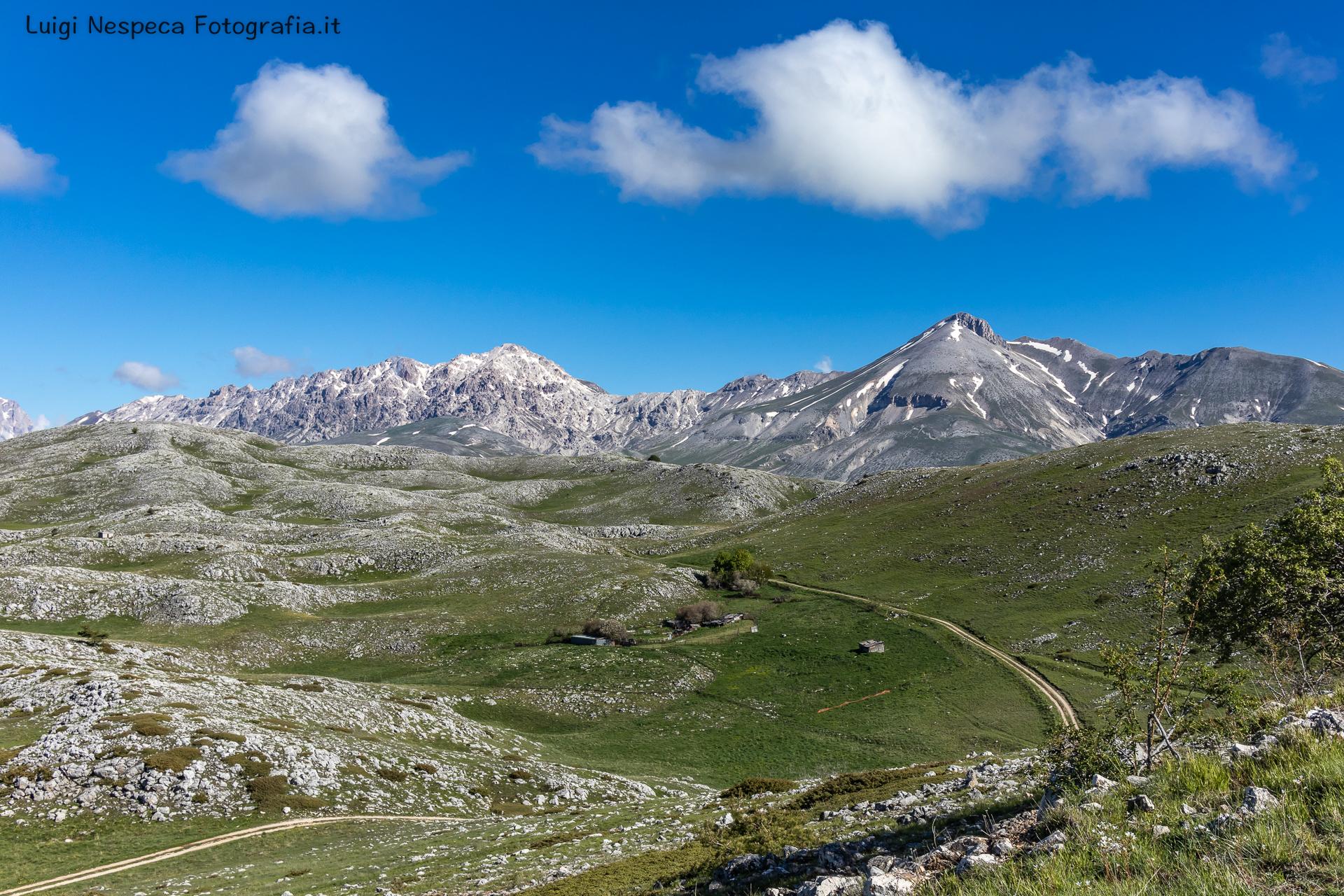 Gran Sasso - Voltigno: Campo Imperatore