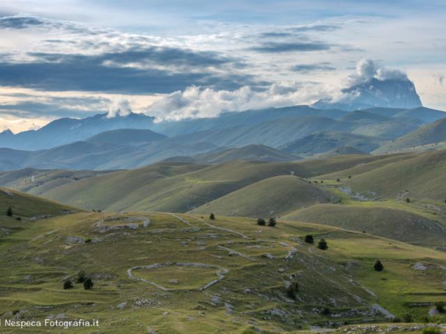 Corno Grande Rocca Calascio