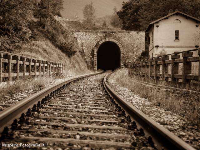 Campo di Giove - Ferrovia - Transiberiana d'Abruzzo