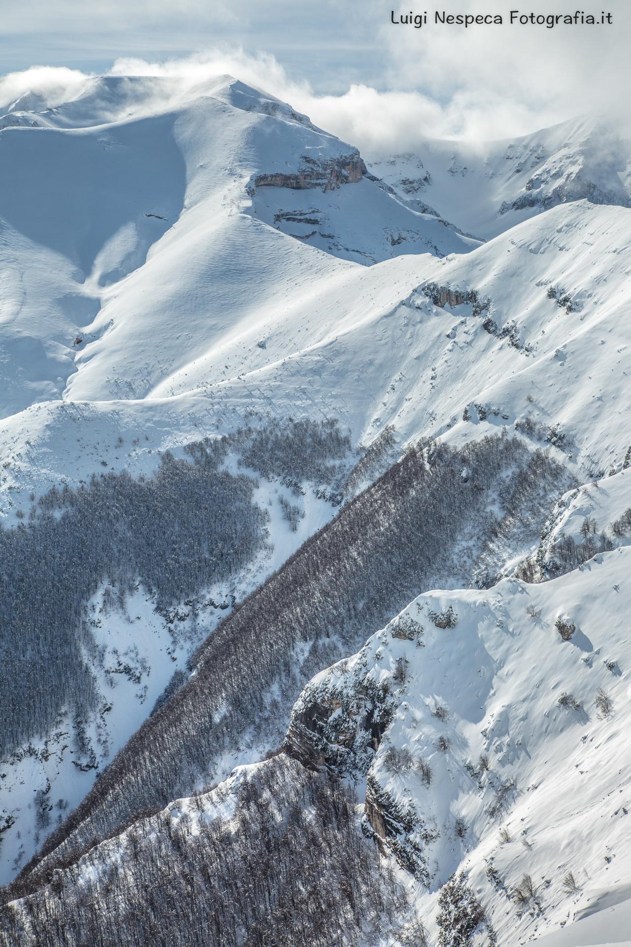 Majella: il Monte Focalone