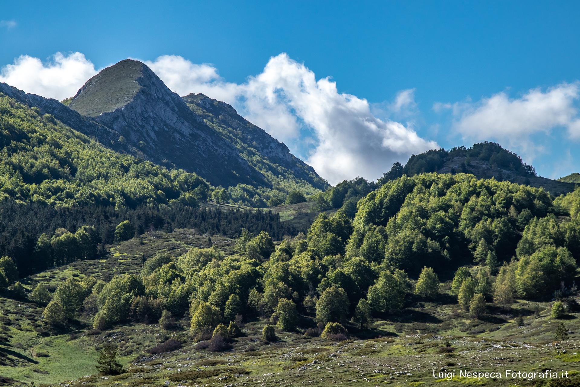 Gran Sasso - Voltigno: Monte Meta