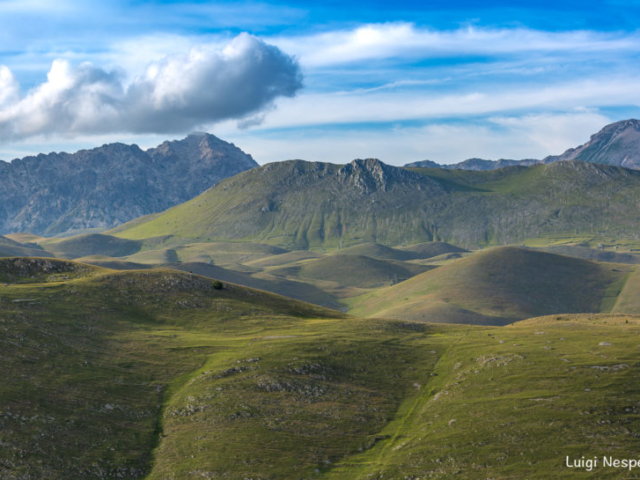 Monte Prena e Monte Camicia