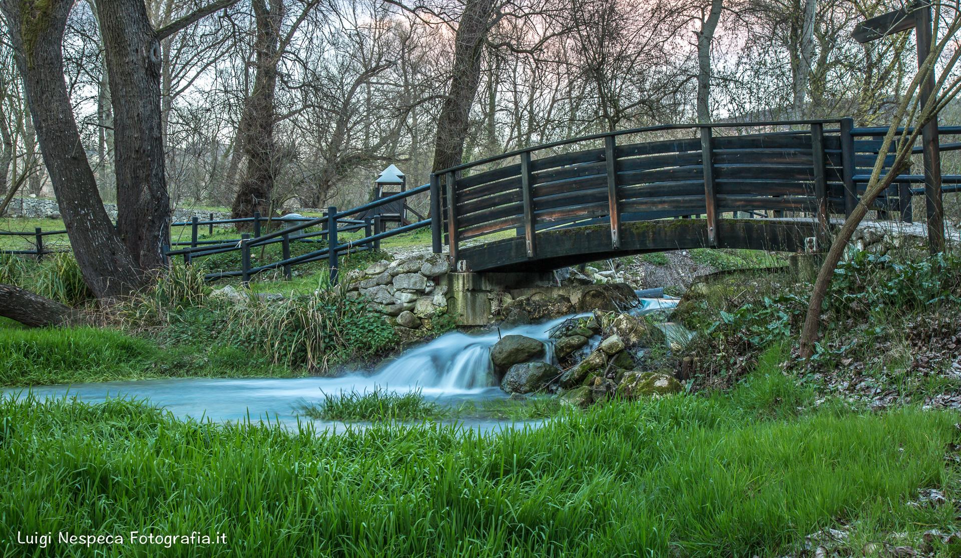 Parco del Lavino - Scafa (PE)