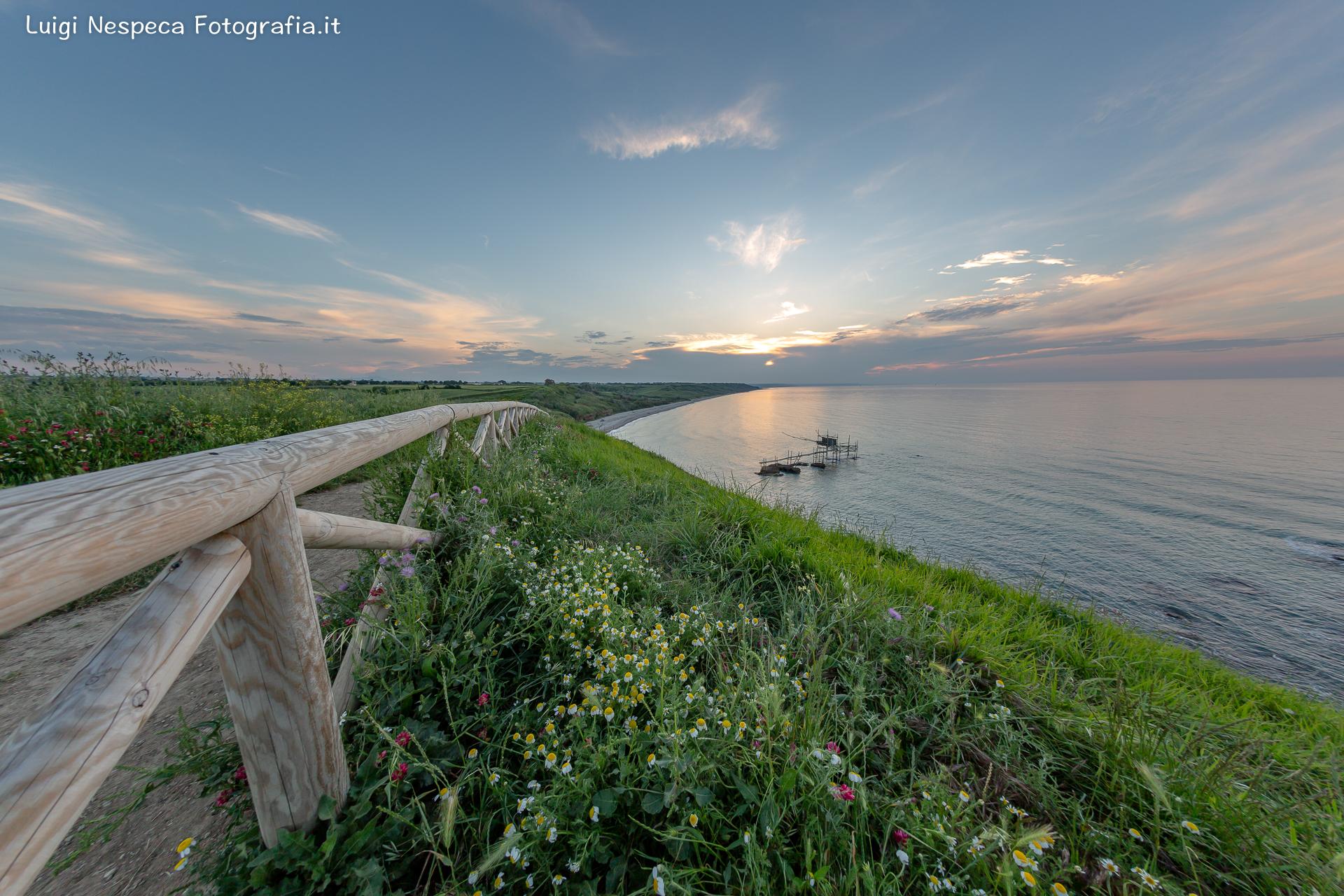 Costa dei Trabocchi - Riserva Regionale di Punta Aderci, Vasto (CH)