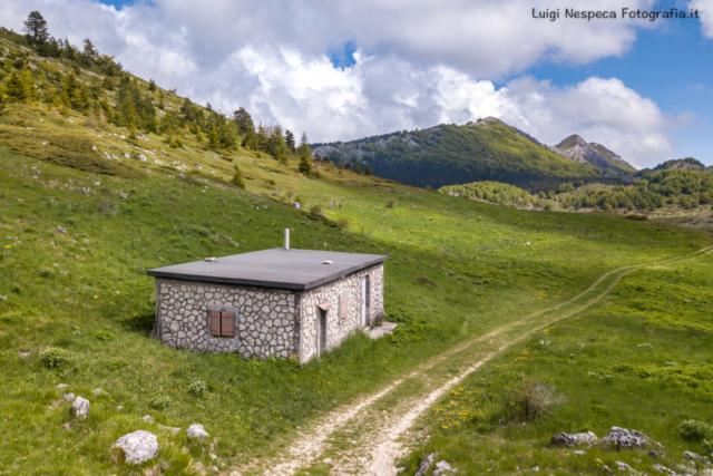 Gran Sasso - Voltigno: Rifugio Ricotta
