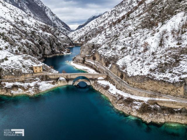 Il Lago di San Domenico - Villa Lago (AQ)