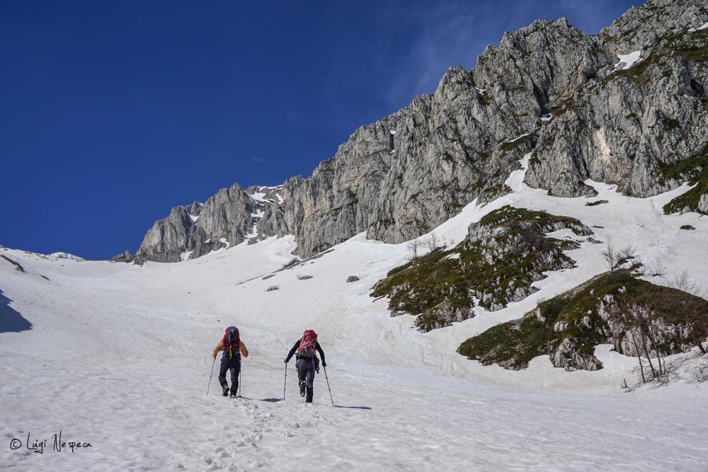 Il Monte Sirente: la Valle Lupara