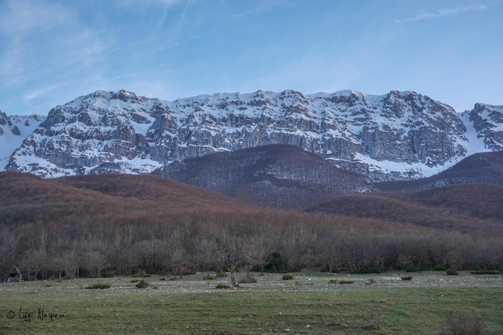 Il Monte Sirente: Parete Nord