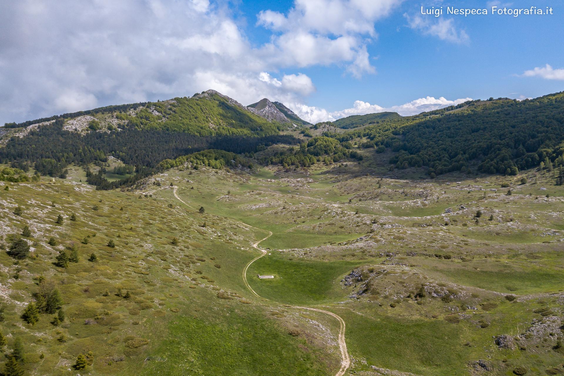 Gran Sasso - Voltigno: il vallone