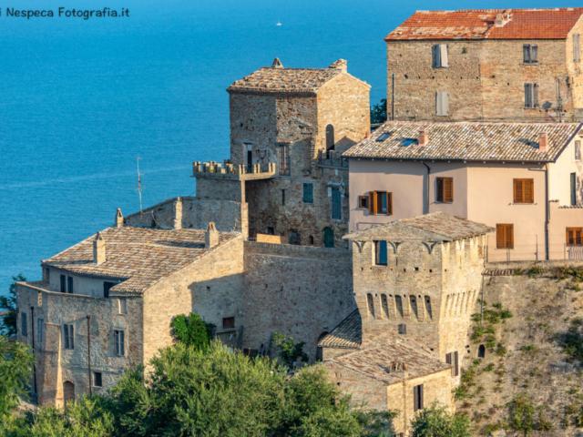 Il borgo antico di Grottammare (AP)
