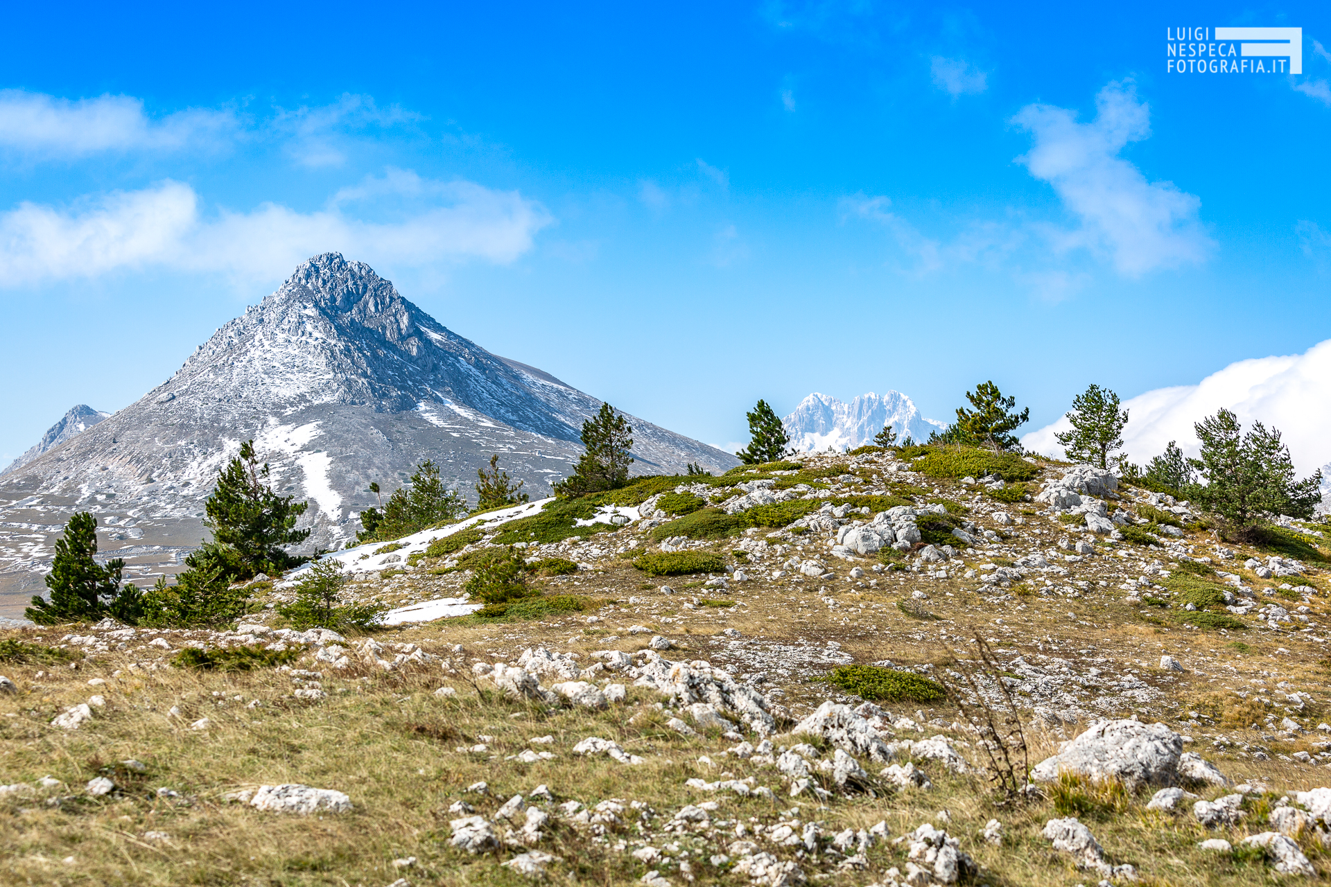 Monte Bolza e Corno Grande - Castel Del Monte (AQ) - Parco Nazionale del Gran Sasso
