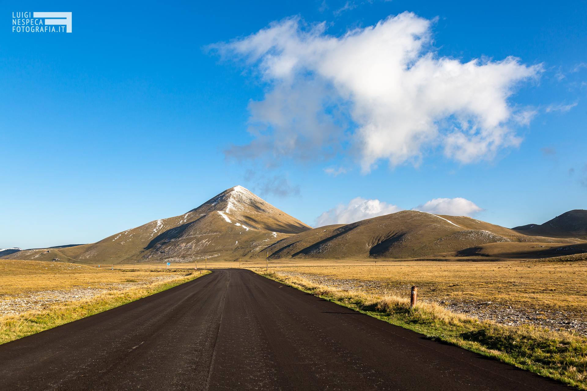 Monte Bolza - Campo Imperatore - Parco nazionale del Gran Sasso