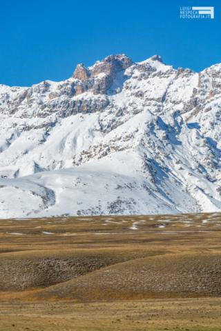 Le Torri di Casanova - Prima neve - Campo Imperatore - Parco nazionale del Gran Sasso