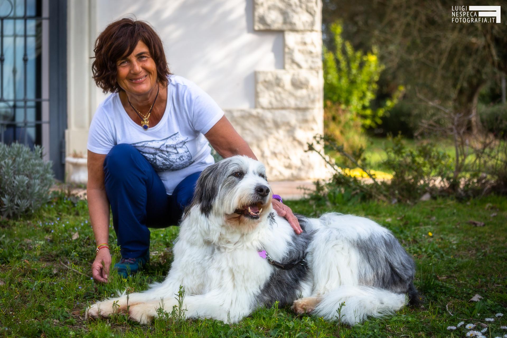 Ritratto di Lola e Antonella - Pet Photography