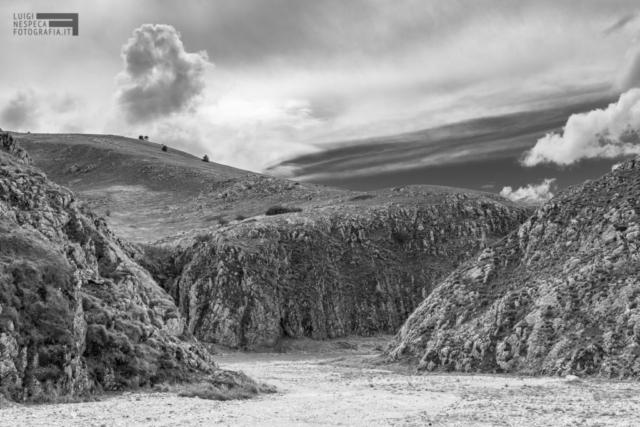 18 - Primavera: Il Canyon dello Scoppaturo - Campo Imperatore - Gran Sasso