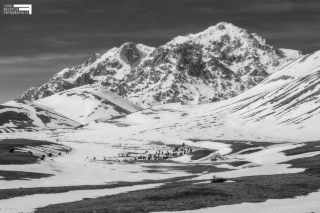 12 - Il Monte Prena e Campo Imperatore