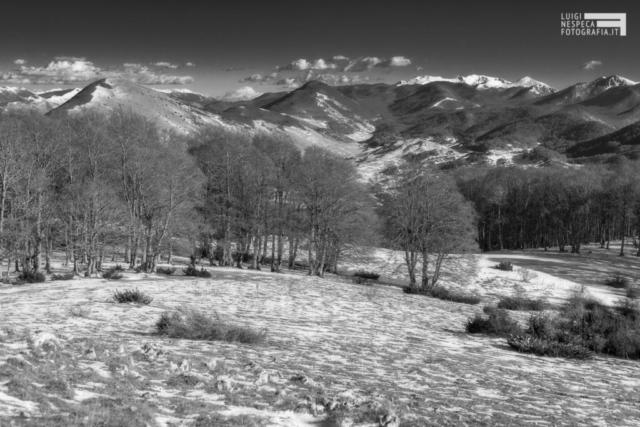 40 - La Valle della Dogana e i Monti Simbruini - Tagliacozzo (AQ)