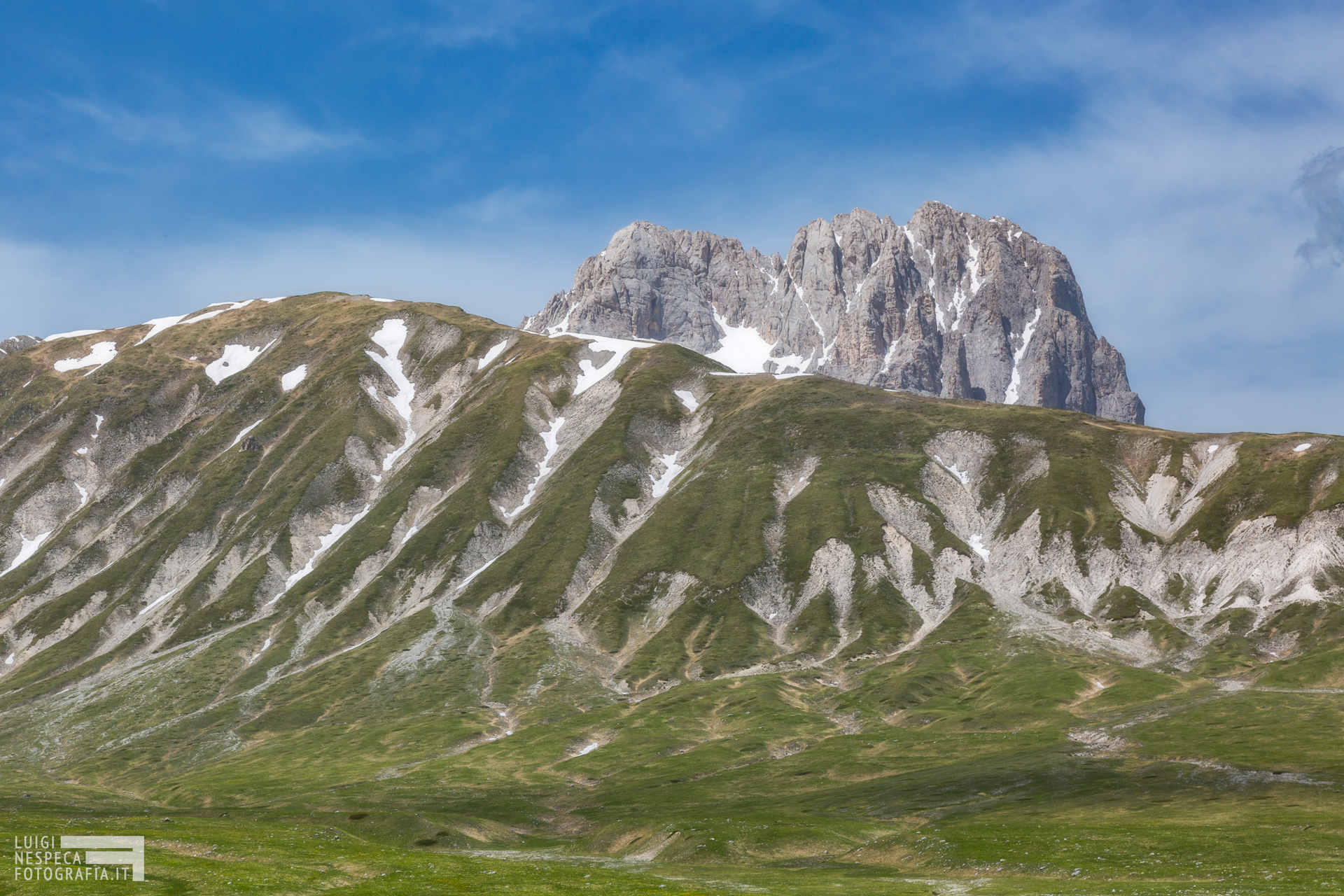 22 - Monte Aquila e Corno Grande - Un anno al Gran Sasso