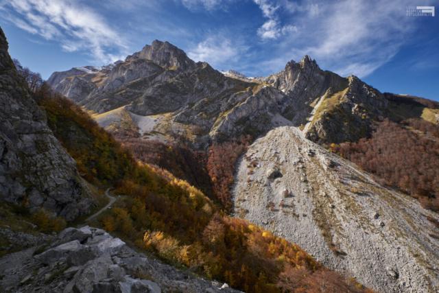Autunno in Val Maone - Pizzo d'Intermesoli e Picco dei Caprai