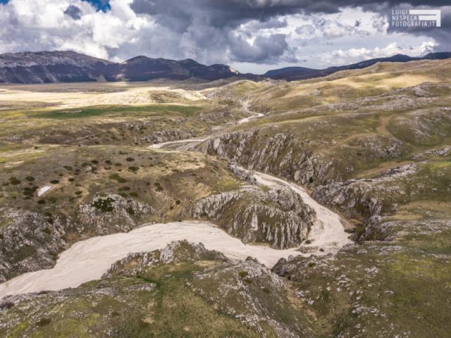 31 - Il Canyon dello Scoppaturo e Campo Imperatore- Un anno al Gran Sasso