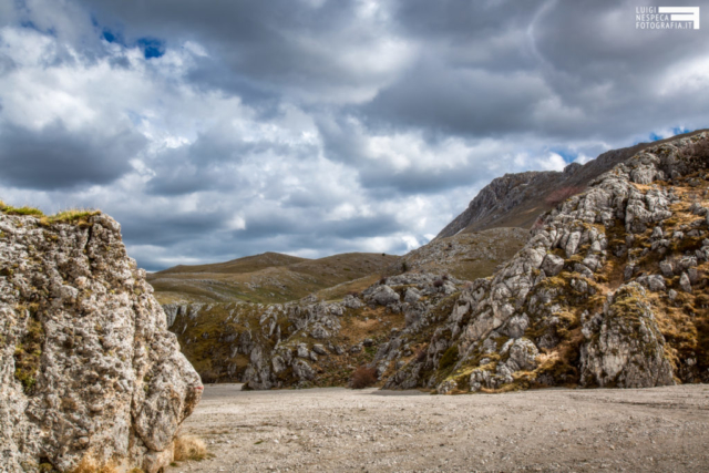 30 - Il Canyon dello Scoppaturo e il Monte Bolza - Un anno al Gran Sasso