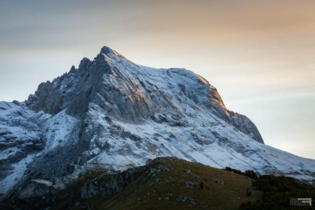 02 - Il Corno Piccolo e la prima neve - Un anno al Gran Sasso