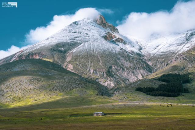 56 - Fonte Vetica il Monte Camicia