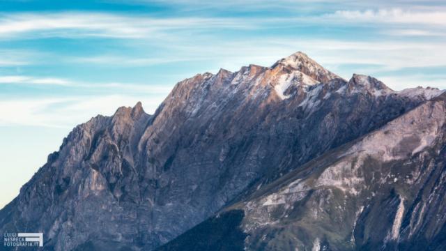 Monte Camicia e Dente del Lupo - Gran Sasso