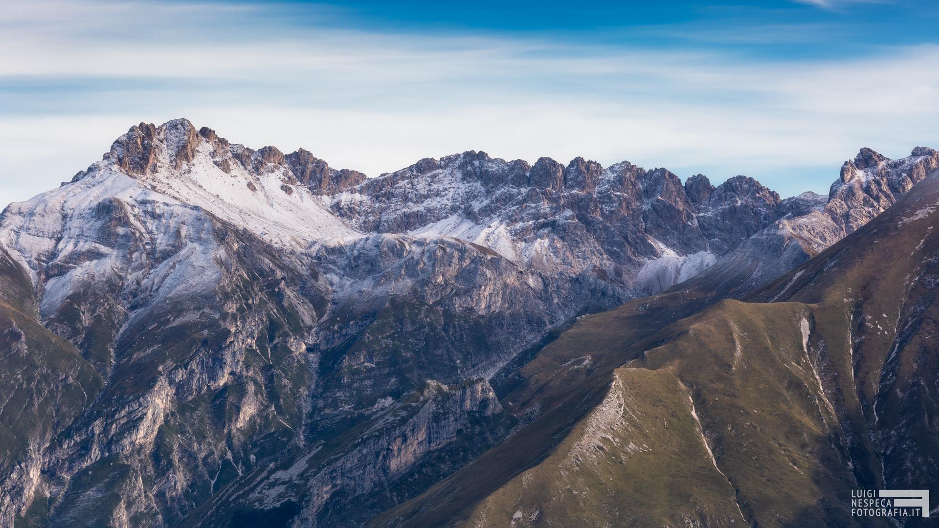Monte Infornace e Torri di Casanova - Gran Sasso