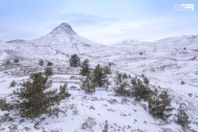 39 - Il nuovo inverno sul Monte Bolza - Un anno al Gran Sasso