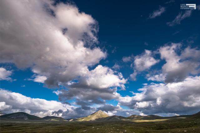 56 - Il Monte Bolza e campo Imperatore