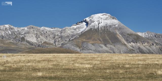 Autunno a Campo Imperatore - Monte Camicia