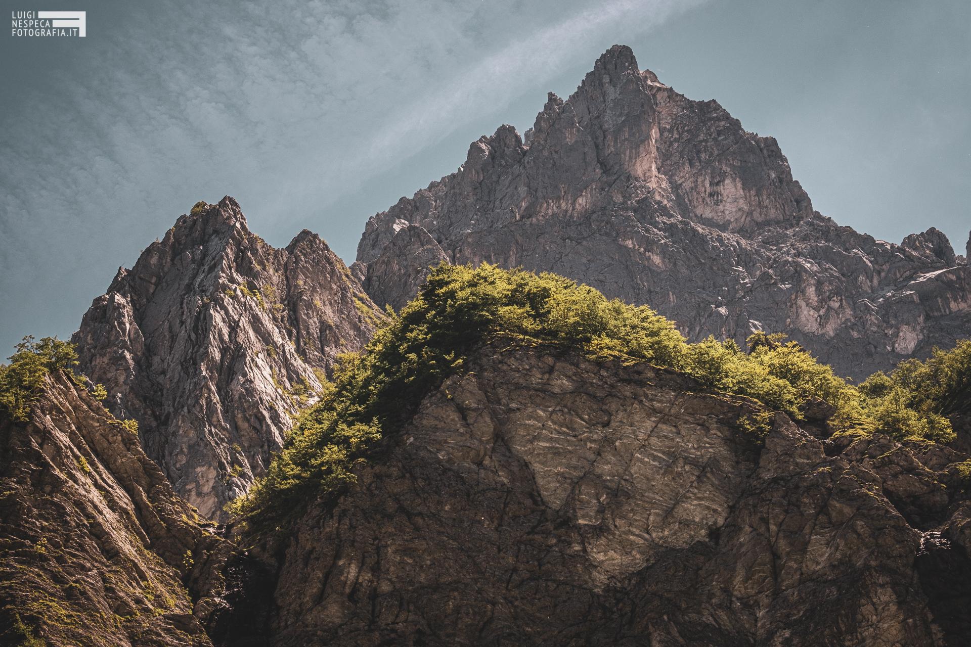 61 - Monte Camicia Parete nord