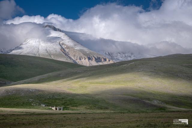 57 - Il Monte Camicia - campo Imperatore