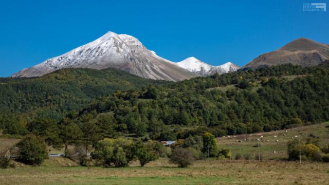Monte Corvo - Passo delle Capannelle