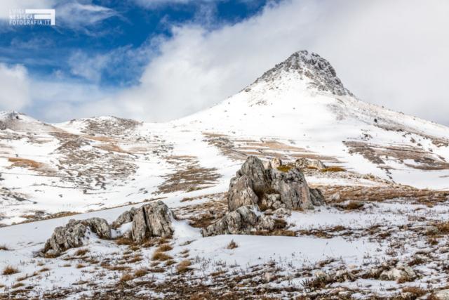 35 - Il Monte Bolza - Un anno al Gran Sasso