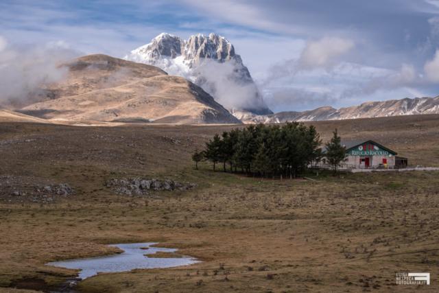 53 - Il rifugio di Lago Racollo - Fine Autunno 2019