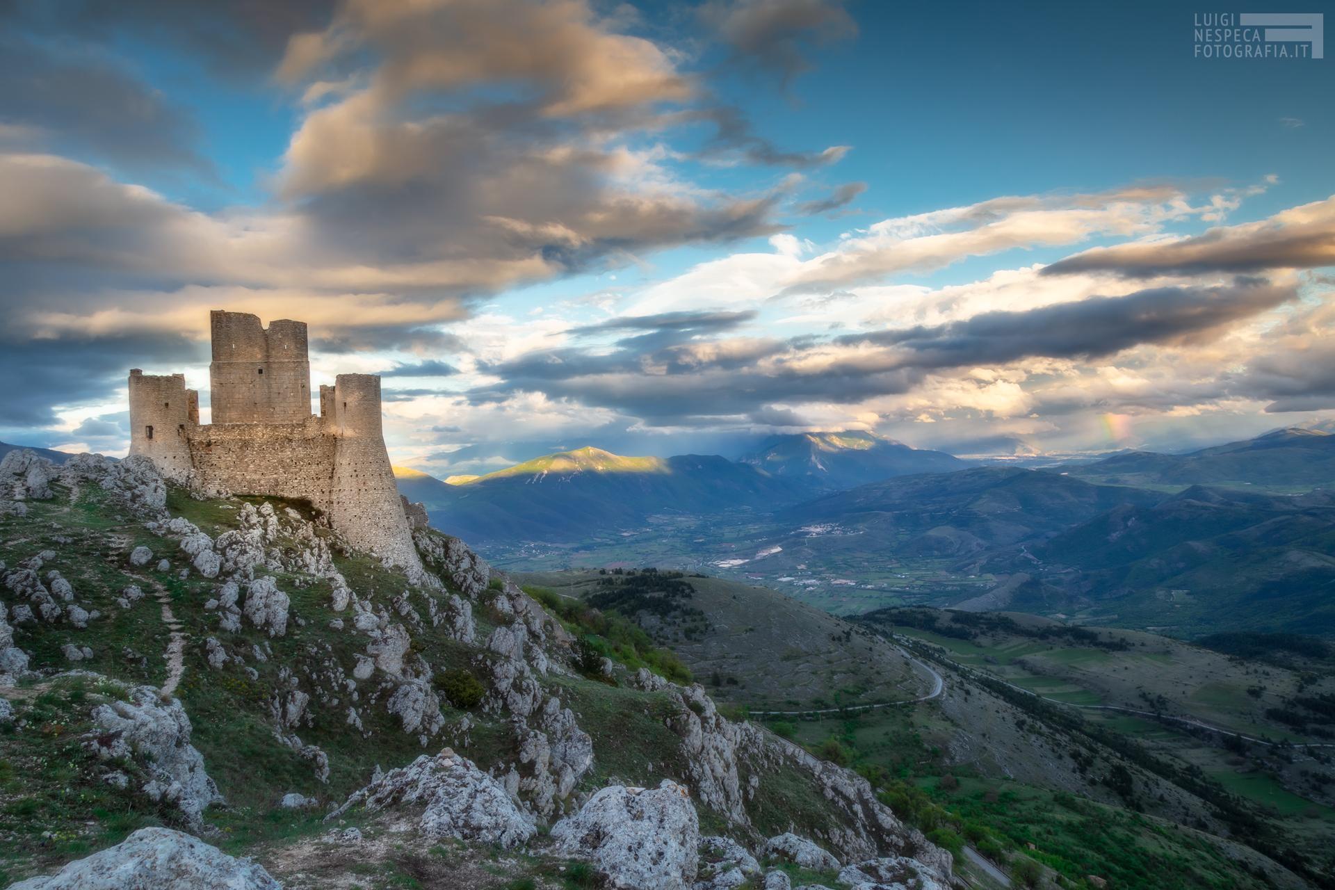 25 - Rocca Calascio - Un anno al Gran Sasso