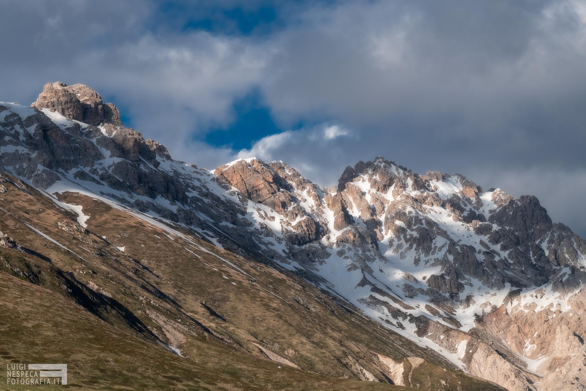27 - Le Torri di Casanova e Monte Prena - Un anno al Gran Sasso