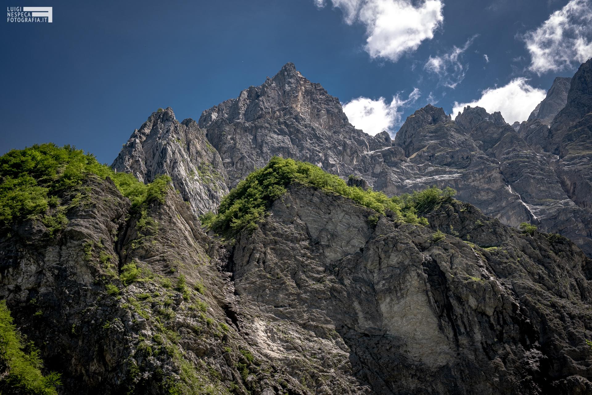 62 - Monte Camicia Parete nord
