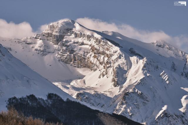 Il Monte Corvo - Prati di Tivo