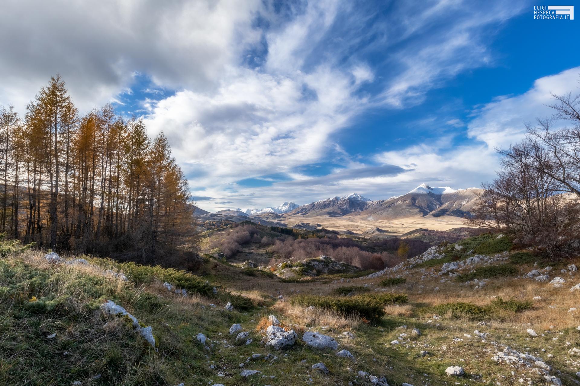 12 - Il Belvedere del Monte Meta - Voltigno