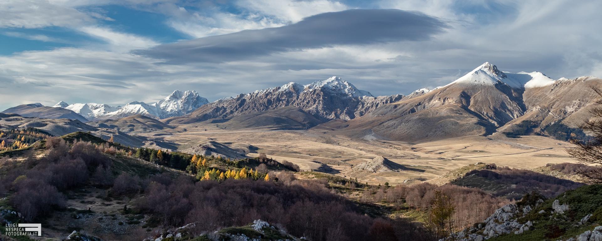 10 - Campo Imperatore: panoramica
