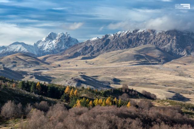 09 - Campo Imperatore: Autunno nell'Inverno