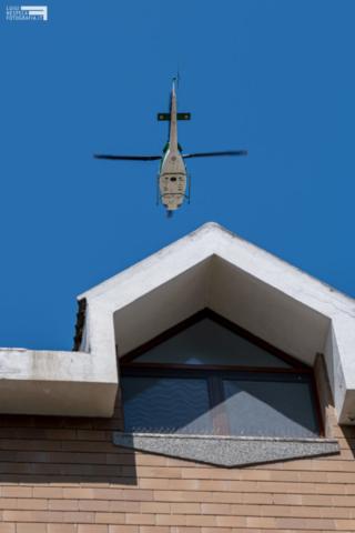 Francavilla al Mare - Controllo aereo
