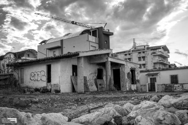 Francavilla al Mare - ruderi in spiaggia