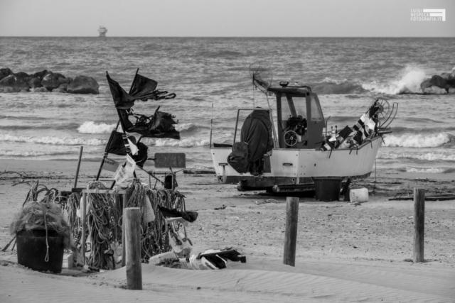 La spiaggia di Francavilla e la piccola pesca durante il Lockdown