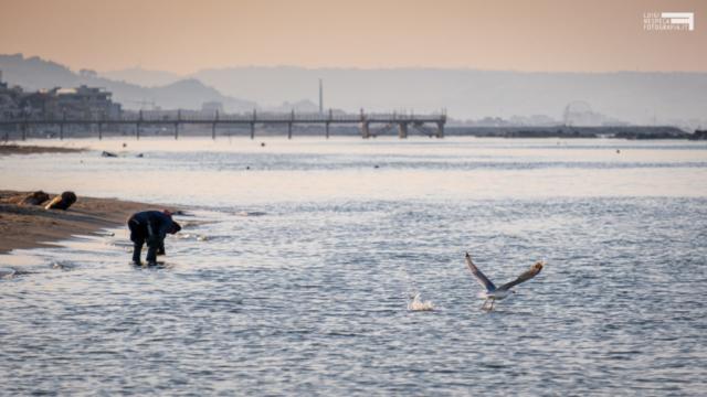 Francavilla al Mare - la piccola pesca verso la FASE II