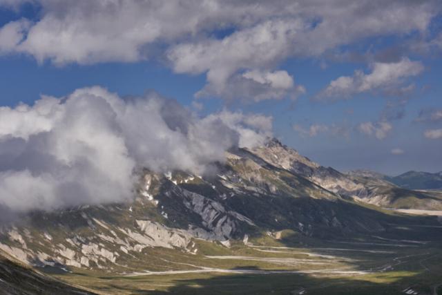 Nuvole - Campo Imperatore - GRAN SASSO