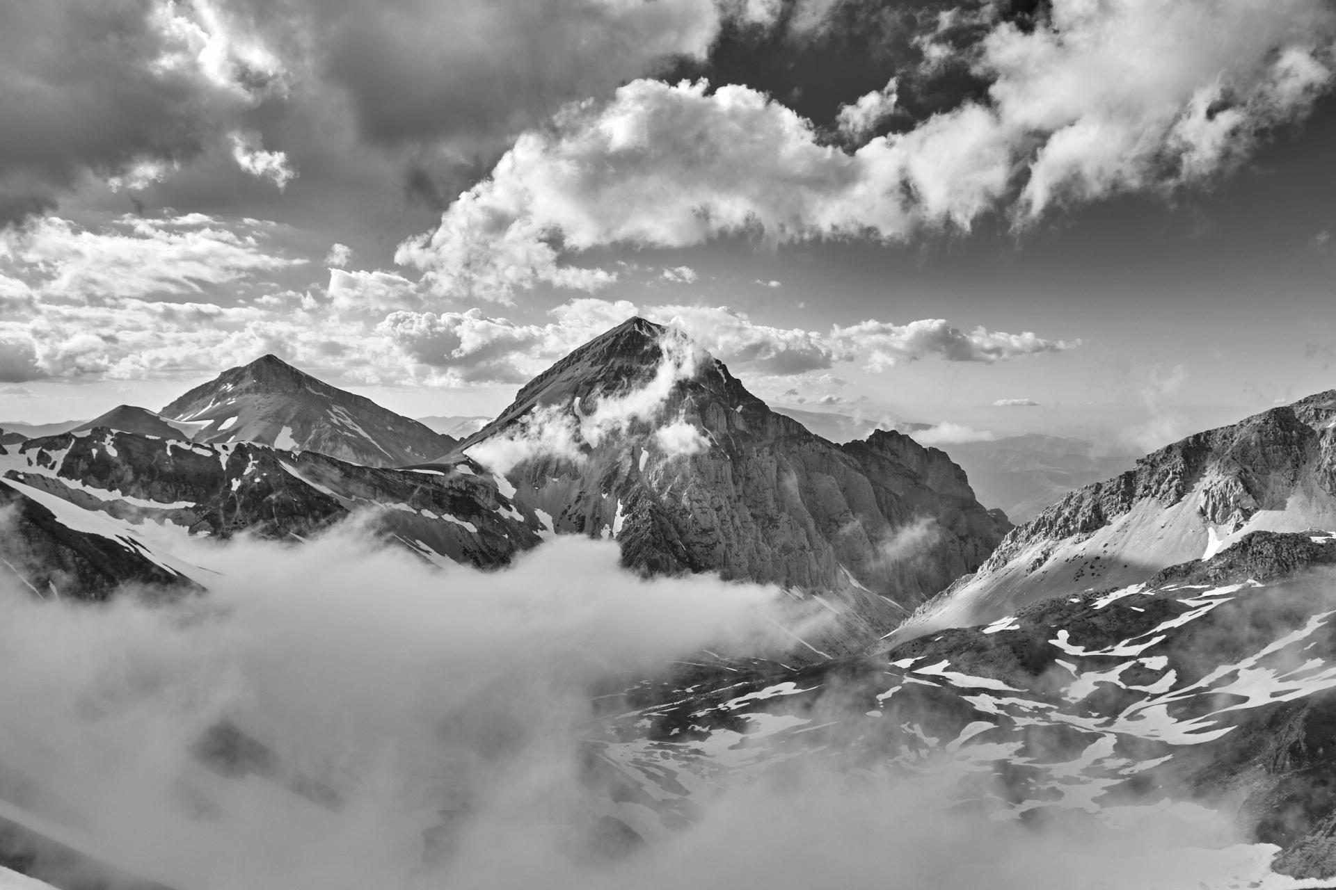 Pizzo d'Intermesoli e Alta Val Maone - GRAN SASSO